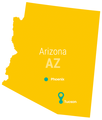arizona_Map_Preschool_Teacher_Salary