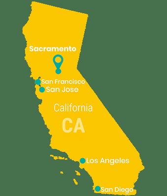 california_Map_Preschool_Teacher_Salary