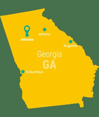 georgia_Map_Preschool_Teacher_Salary