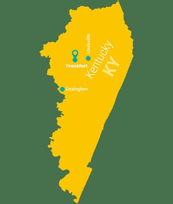 kentucky_Map_Preschool_Teacher_Salary