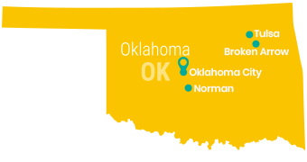Oklahoma_Map_Preschool_Teacher_Salary