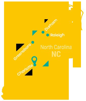 north_carolina_Map_Preschool_Teacher_Salary