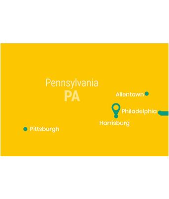 pennsylvania_Map_Preschool_Teacher_Salary